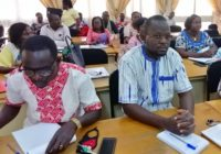The participants validated the action plan deemed realistic and achievable